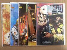 Jonah Hex Two Gun Mojo 1-5 Complete Vertigo Classic Tim Truman