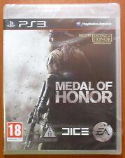 Medal of Honor 2010 (MoH Frontline) PlayStation 3 PS3,Versión Española ¡¡NUEVO!!