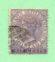 Straits Settlements - SG# 13 Used    /     Lot 1220811