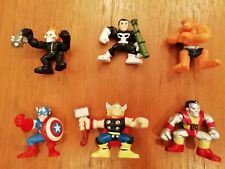 MARVEL SUPER HERO SQUAD BUNDLE HASBRO