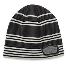 Callaway Golf Winter Chill Beanie (Black/Silver/Charcoal)