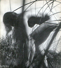 Héliogravure - NU -   par Deutsch (agence Block) (1936)