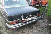 Mercedes Benz 280S Typ W108 Emblem Kofferraumdeckel Stern Oldtimer 1117585158