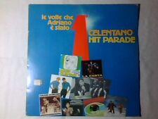 ADRIANO CELENTANO Hit parade - Le volte che e' stato primo lp è DON BACKY