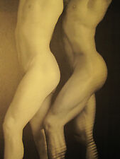 VINTAGE 1985 ROBERT MAPPLETHORPE MILAN ITALY MAGAZINE ARTISTIC GAY INT PHOTOS