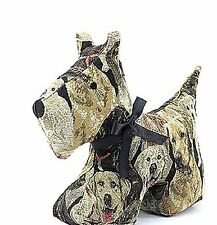 Dog Animal Print Decorative Doorstops