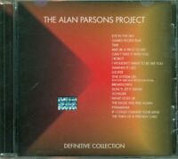 The Alan Parsons Project - Definitive Collection Argentina Cd Perfetto