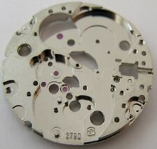 New ETA 2790 automatic movement part: incomplete mainplate 100