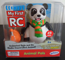 Animal Pals My First Rc Radio Controlled Animal Panda Bear New In Box 2009 Toy