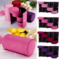 Jewelry Ring Bracelet Earrings Storage Container Organizer Boxes Case Holder CXF