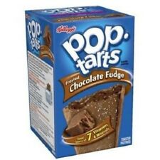 Kellogg's Pop Tarts Frosted Chocolate Fudge 416g (BBD 25 JULY 2018) CLEARANCE