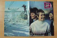"""DDR Zeitschrift """" Neues Leben """" Nr. 2  von 1964 FDJ Jugend Magazin KULT"""