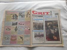 GRIT-JANUARY 17,1993-ANTIQUE STOVES