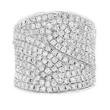 Ringe im Cocktail-Stil aus Weißgold mit Diamanten