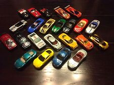 LOT OF 23 BRITISH/ENGLISH SPORTS COLLECTION HOTWHEELS~CHEAP!!!!