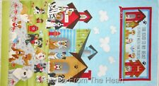 Home is where the Dog IS! Puppy Breeds  23x44