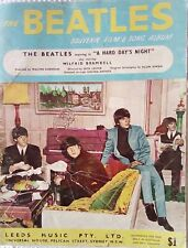 "Beatles Souvenir Film and Song Album ""A Hard Day's Night"" 1964"