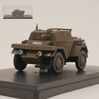 Altaya 1:43 Lancia Ansaldo Lince 1949 Diecast Model Italian Army Armored Vehicle