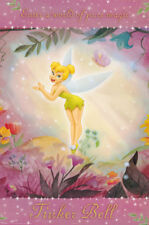LOT OF 2 POSTERS : CARTOON: TINKERBELL - PURE MAGIC - FREE SHIP #8434  RAP20 A