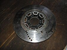 yamaha brake rotor disc rd250 rd350 rd400 tx500 xs500 front rear drilled