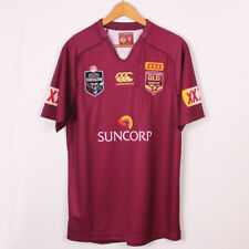 Queensland Maroons State of Origin Mens Jersey Size XL