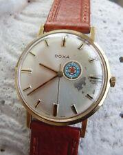 DOXA SYNCHRON S.A. - HAJDUK JUGOPLASTICA SPLIT FOOTBALL - Montre Uhr Watch 1961
