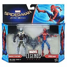 Marvel Legends Infinite Homecoming Spider-Man & Vulture 2-Pack