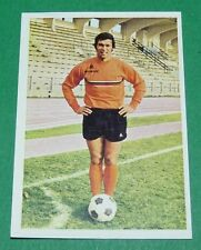 N°153 GUICCI PARIS FC AGEDUCATIFS FOOTBALL 1973-1974 FRANCE PANINI