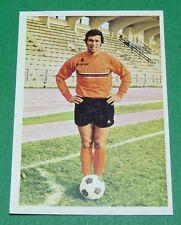 N°153 GUICCI PARIS FC AGEDUCATIFS FOOTBALL 1973-1974 FRANCE PANINI