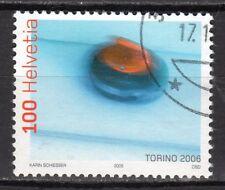 Switzerland - 2005 Olympic games Torino -  Mi. 1949 VFU