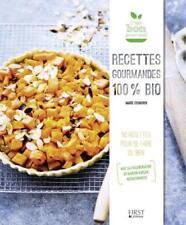 recettes gourmandes 100% bio