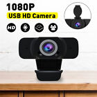 1080P HD PC Laptop Camera USB Webcam For Video Calling Web Cam With Microphone