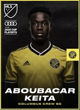 [DIGITAL CARD] Topps Kick - Aboubacar Keita - MLS 2020 Playoffs - Team Color