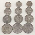 Australian Pre Decimal Silver Starter Collection (over 1oz of silver)