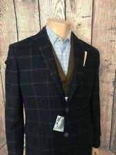 Manteaux et vestes bleus sans marque pour homme