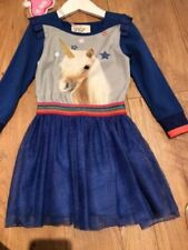 Unicorn Summer Party Dresses (2-16 Years) for Girls