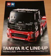 Tamiya 64426 R/C Line-Up Volume 1 2020 (English/RC), NEW