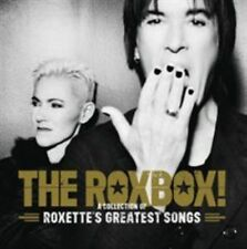 Roxette The Roxbox a Collection of Roxettes Gr CD