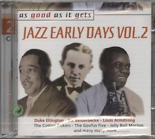Various Artists - As Good As It Gets - Jazz Early Days Vol. 2 (CD Album)