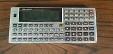Calculatrice Sharp PC-1401 Pocket Computer Vintage Calculator