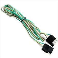 4 Way Trailer Hitch Electrical Extension Kit Wire Wiring Cord Harness Connector