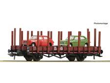 ROCO 76764 Rungenwagen Autotransport PKP H0