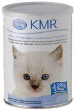 KMR Natural Milk Kitten Formula Replacer Powder Cat Supplement 12oz PetAg