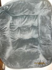 Dogs bed velvet original and very comfy