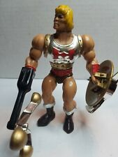 1986 Masters of the Universe FLYING FISTS HE-MAN Complete