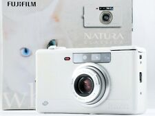 FUJIFILM Natura Classica Limited White Point & Shoot in Box from Japan EXC+++