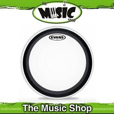 "New Evans 22"" EMAD Coated Bass Drum Skin - 22 Inch Bass Drum Head - BD22EMADCW"