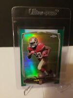 2014 Topps Chrome Carlos Hyde Green Refractor RC PSA ready! 49ers