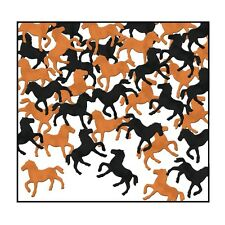 CONFETTI HORSES - HORSE RACE RACING GRAND NATIONAL DERBY CHARITY PARTY 1, 2 or 4