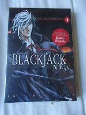 Blackjack Neo Tezuka Osamu Taguchi Masayuki occasion Livre